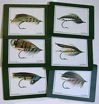 Justfish melamine placemats