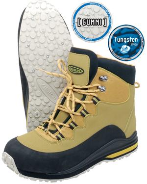 Vision Lokka Gummi Wading Boots