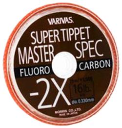 Varivas Fluorocarbon Master Spec Super Tippet