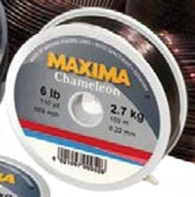 Maxima Chameleon Nylon Line