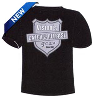Vision Catch & Release Tee Shirt